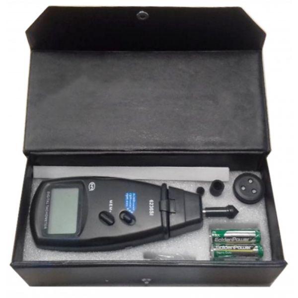 Tachymètre optique et mécanique
