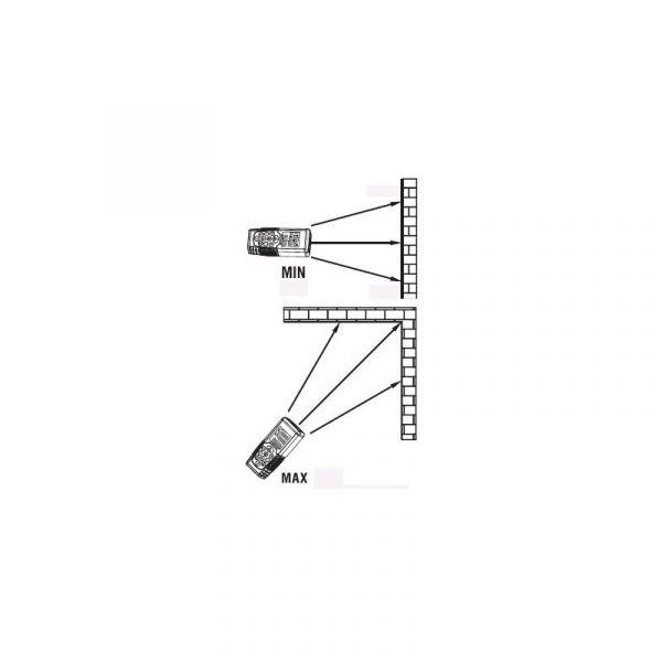 Télèmètre laser - Portee 60m