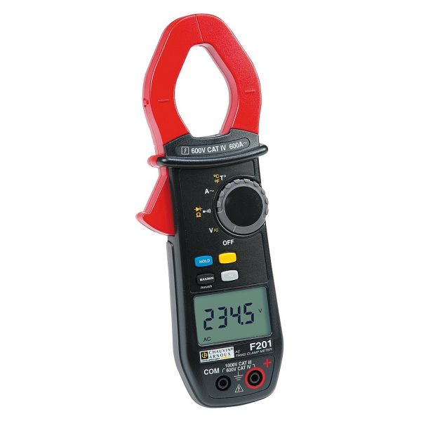 Pince ampèremétrique pour des applications du courant alternatif