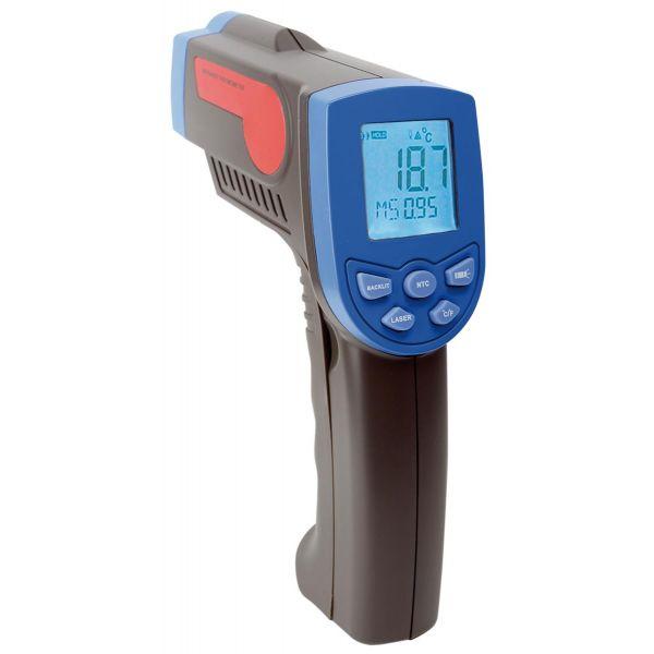 Thermomètre à visée laser, mesure de -30° à +550°C