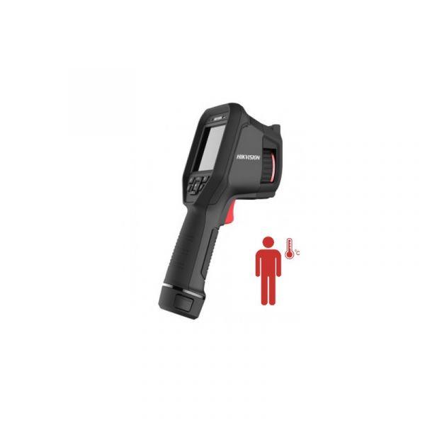 Caméra thermique pour la mesure de température corporelle
