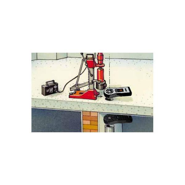 CenterScanner pour alignement simple du canal de perçage