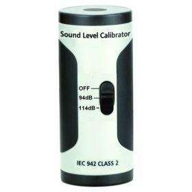 Calibrateur 94dB et 114dB pour sonomètre IHM