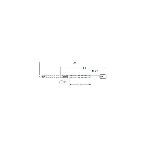 Balance de perfusion 1000ML/500ML,D:10MLtransparente, bleue, avec crochet