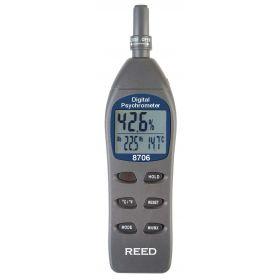 Psychromètre/thermo-hygromètre numérique