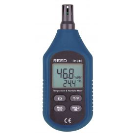 Thermo-hygromètre compact