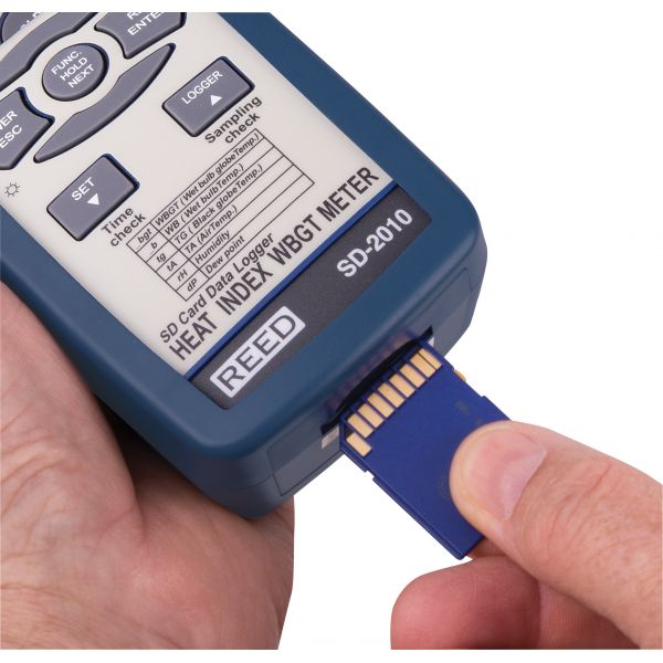 ,Compteur de contrainte thermique de série SD,, enregistreur de données,