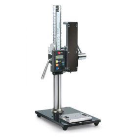 Banc d'essai manuel avec unité numérique de mesure des longueurs