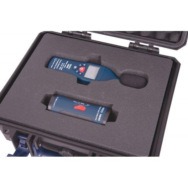 KIT Ensemble de sonomètre et calibrateur