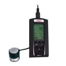 Solarimètre pour la mesure du rayonnement solaire
