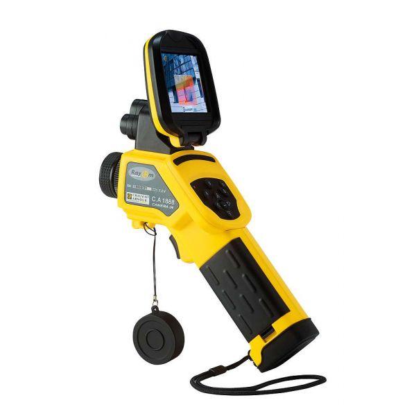 Caméra thermique infrarouge portable
