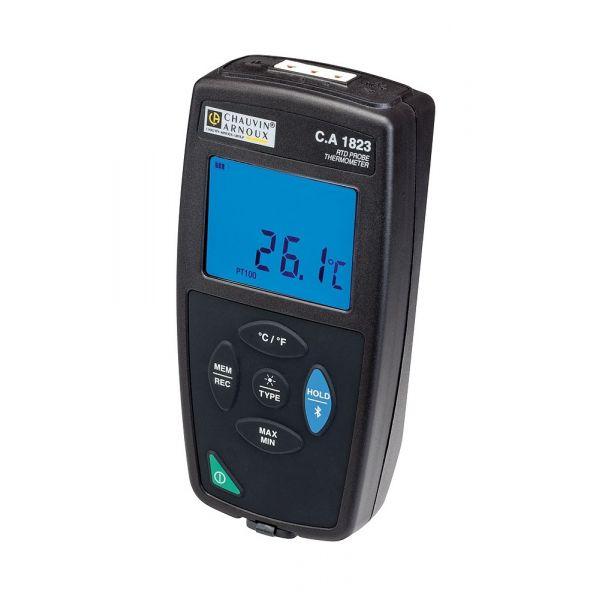 Thermomètre RTD 1 voie Pt100 Pt1000