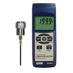 ,Vibromètre de série SD,, enregistreur de données,