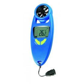 Anémomètre / Thermomètre digital étanche