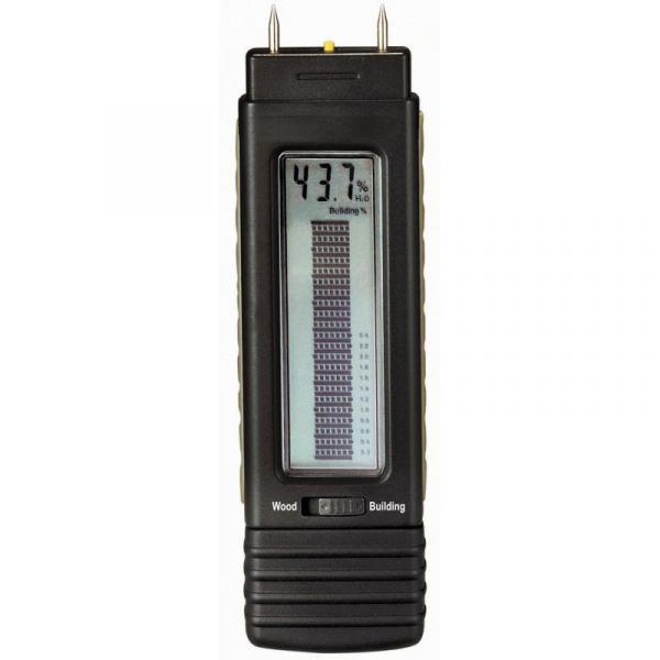 Humidimètre - Mesureur d'humidité matériaux à pointes