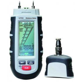 Humidimètre - Mesureur d'humidité matériaux – Multi-sondes