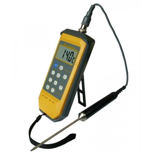 Thermomètre sonde 10 mèmoires - Etanche IP65 - Sonde amovible