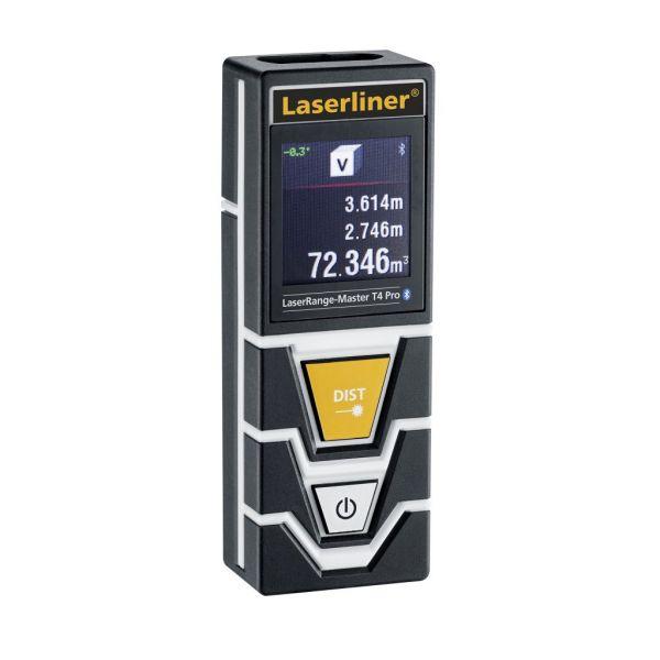 Télémètre laser – avec interface Bluetooth et mesure de l'angle