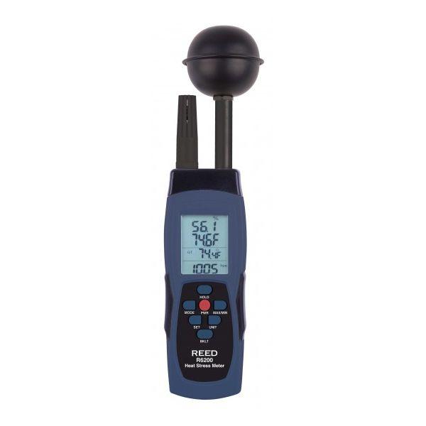 Compteur de contrainte thermique WBGT