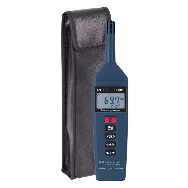 Thermo-hygromètre, mesure de -20 à 60C et HR de 10 à 100%