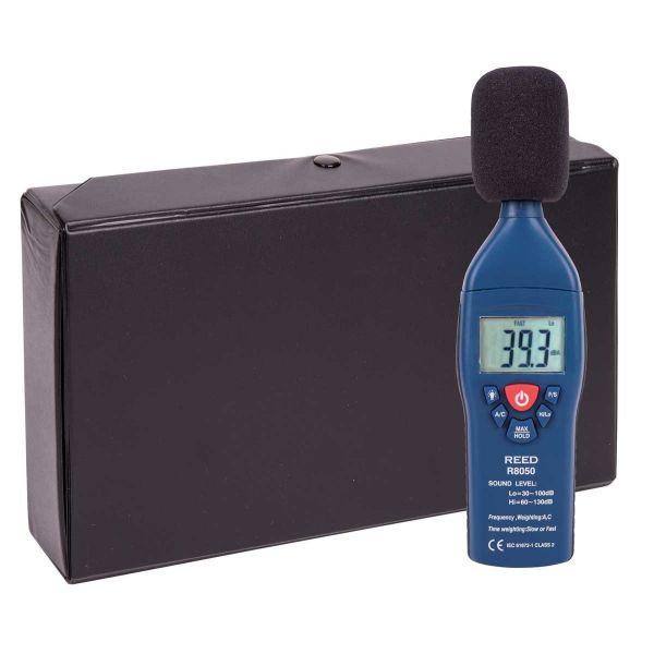Sonomètre rapide et précis type 2, mesure de 30 à 130 dB