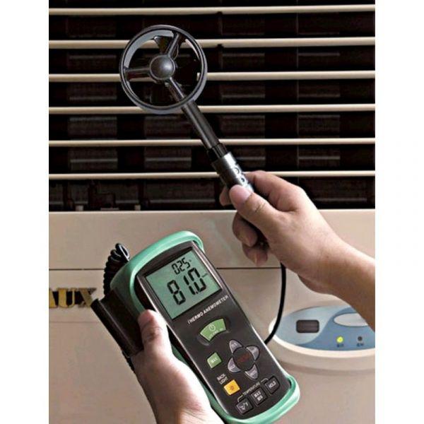 Thermomètre - Anemomètre - Debitmètre
