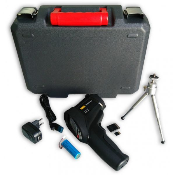 Caméra thermique IR3 - 32x31 px IR