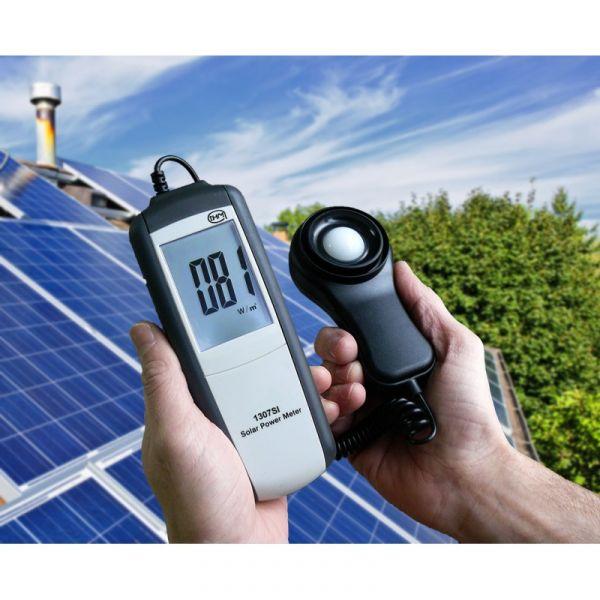 Solarimètre - Mesure rayonnement solaire
