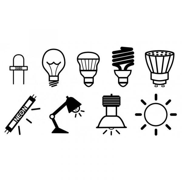 Luxmètre intérieur/extérieur - Toutes sources lumineuses