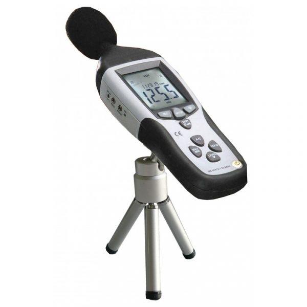 Sonomètre digital - Enregistreur autonome