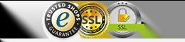 Trusted e-shops, sécurisé avec ssl — Mesure Professionnelle