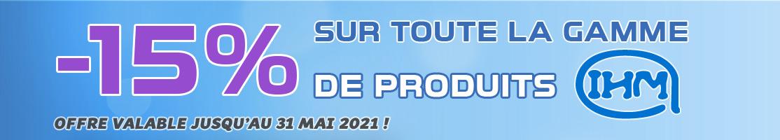 Promotion de mai 2021